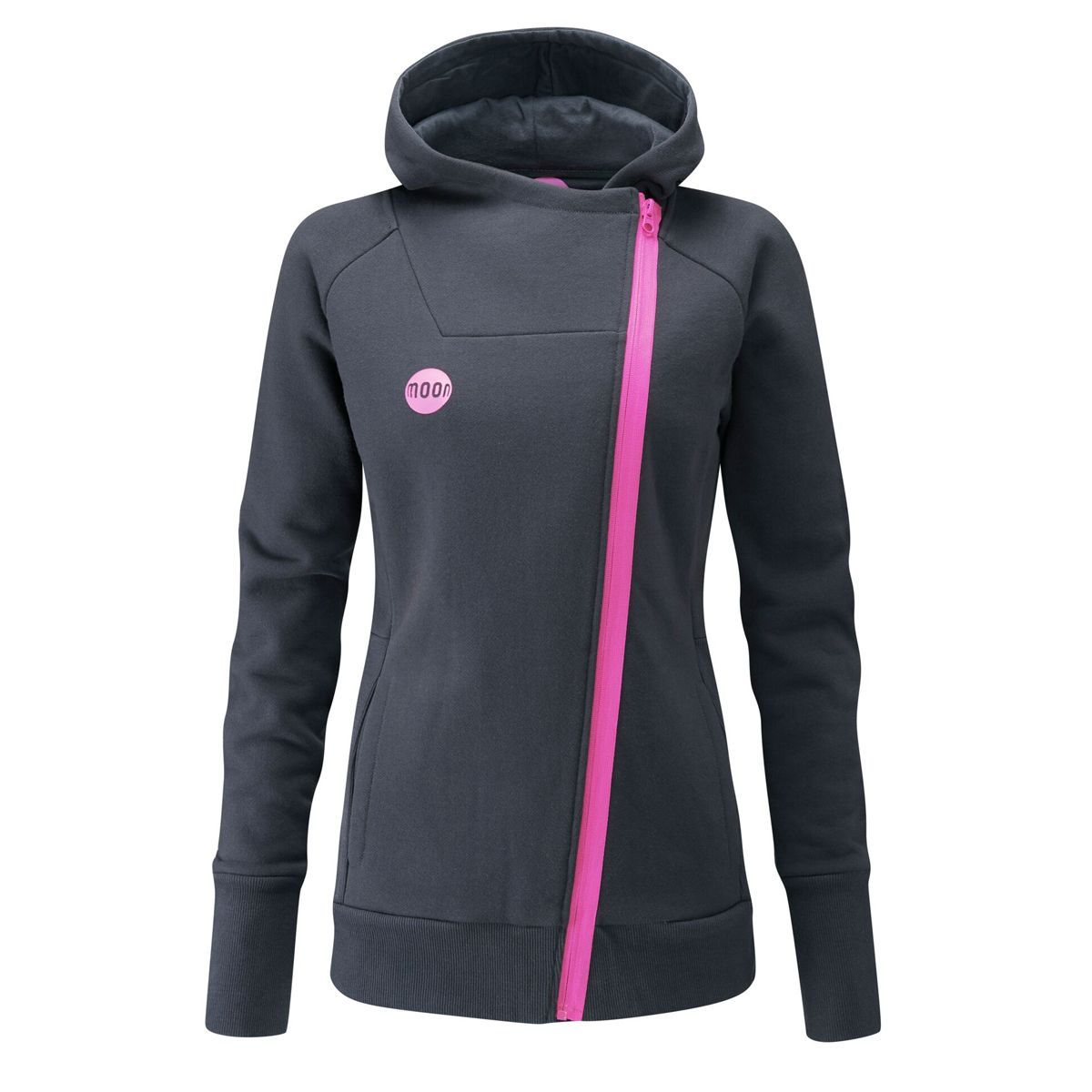 Moon Women's Vertex Hoody (Ebony)