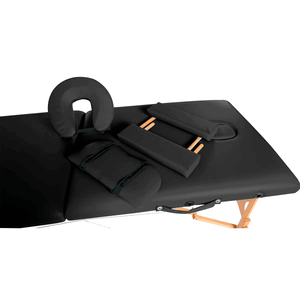 3B Scientific Basic Portable Massage Table black