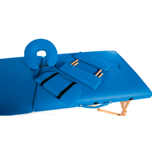 3B Scientific Basic Portable Massage Table blue