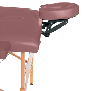 3B Scientific Basic Portable Massage Table burgundy