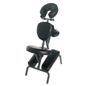 3B Scientific PVC Vinyl Pro Massage Chair black
