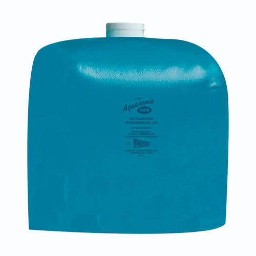 Aquasonic® 100 Ultrasound Transmission Gel - 5 liter Refillable Dispenser