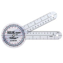 Load image into Gallery viewer, Baseline® Plastic Goniometer - HiRes™ 360 Degree Head 3