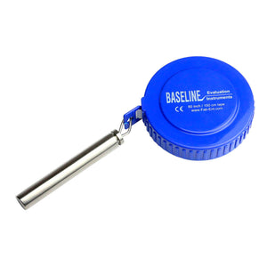 Baseline® Retractable Measurement Tape with Gulick Attachment - 60 inch 1