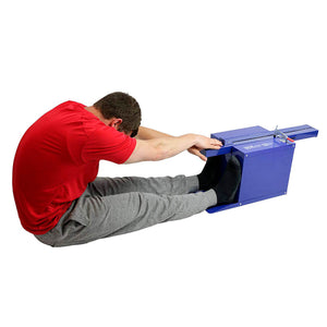 Baseline® Sit n' Reach® Trunk Flexibility Tester Box deluxe 3