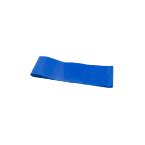 "CanDo Band Exercise Loop - 10"" Long blue heavy"