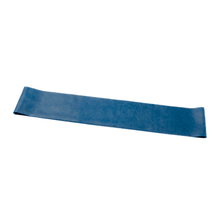 "Load image into Gallery viewer, CanDo Band Exercise Loop - 15"" Long blue heavy"