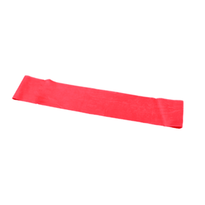 "CanDo Band Exercise Loop - 15"" Long red light"