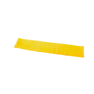 "CanDo Band Exercise Loop - 15"" Long yellow x light"