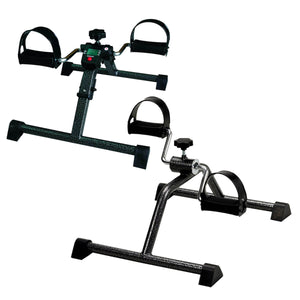 CanDo® Deluxe Folding Pedal Exerciser - Arms and Legs Exerciser