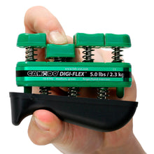 Load image into Gallery viewer, CanDo® Digi-Flex® Hand Exerciser - Set of 5 Rack not included