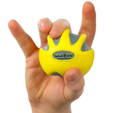 Load image into Gallery viewer, CanDo® Digi-Squeeze® Hand-Exerciser small yellow