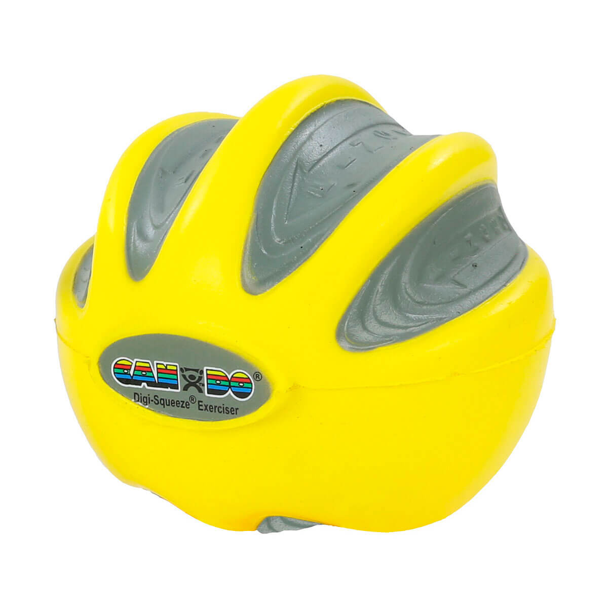 CanDo® Digi-Squeeze® Hand-Exerciser small yellow