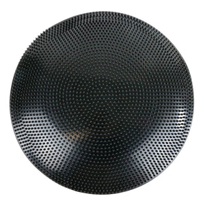 "CanDo® Inflatable Balance Disc 24"" black 2"