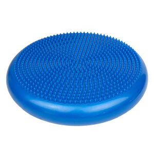 "CanDo® Inflatable Balance Disc 14"" blue 1"
