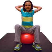 Load image into Gallery viewer, CanDo® Inflatable Donut Exercise Ball 2