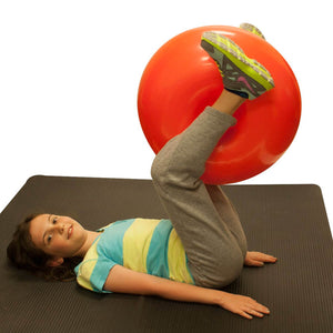 CanDo® Inflatable Donut Exercise Ball 3