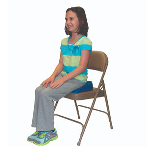 CanDo® Inflatable Sitting Wedge child 2