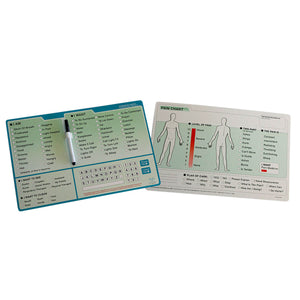 EZ Communication Board - English Word Board