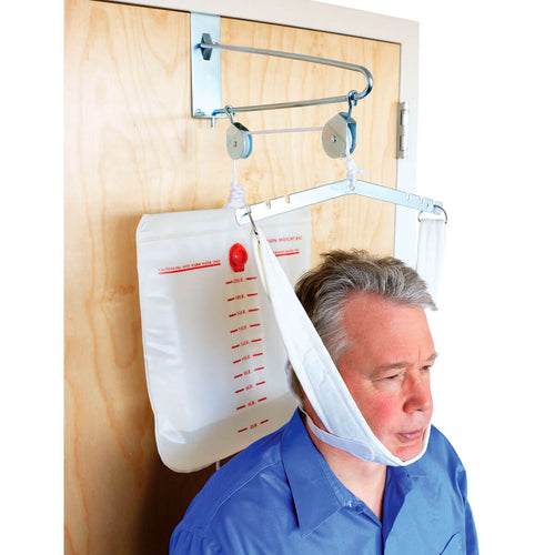 Fabtrac™ Overdoor Cervical Traction with Head Halter