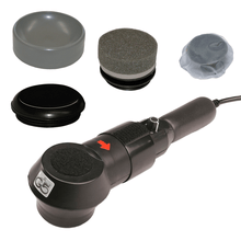 Load image into Gallery viewer, Black G5® Vibracare® Percussor adult with its applicators