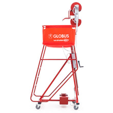 Load image into Gallery viewer, Globus Winshot 1500 Volleyball Shooting Ball Machine