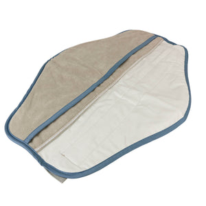 "Hydrocollator® Moist Heat Pack Cover - All-Terry Microfiber - For the neck - 9"" x 24"""