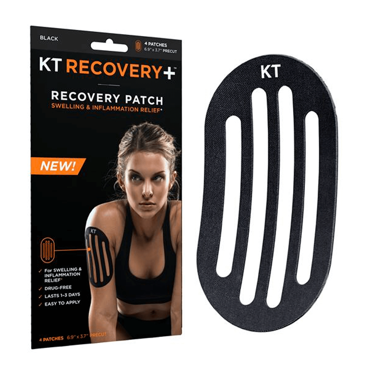 KT Tape Cotton Recovery Patch™
