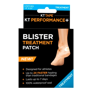 KT Tape KT Performance+™ Blister Treatment Patch