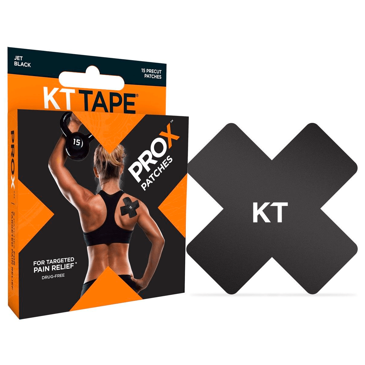 KT Tape Pro-X™ Kinesiology Patches