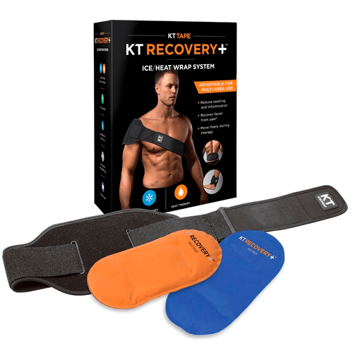 KT Tape Recovery+ Ice/Heat Wrap System