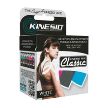 "Load image into Gallery viewer, Kinesio® Tape Tex Classic - 2"" x 4.4 yds white"