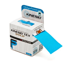 Load image into Gallery viewer, Kinesio® Tape Tex Gold FP - Roll blue
