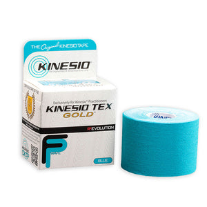 Kinesio® Tape Tex Gold FP - Roll blue