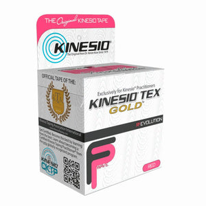 Kinesio® Tape Tex Gold FP - Roll red