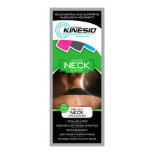 Load image into Gallery viewer, Kinesio® Tape Tex Gold Pre-cut neck