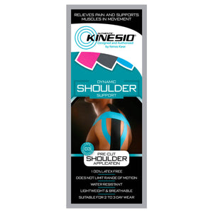 Kinesio® Tape Tex Gold Pre-cut shoulder