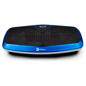 blue LifePro 3D Hovert Vibration Plate Machine