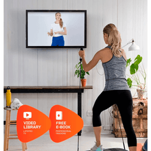 Load image into Gallery viewer, LifePro Rumblex 4D Vibration Plate Exercise Machine