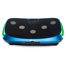 Load image into Gallery viewer, blue LifePro Rumblex 4D Vibration Plate Exercise Machine
