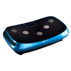 blue LifePro Rumblex 4D Vibration Plate Exercise Machine