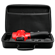 Load image into Gallery viewer, red LifePro Sonic Handheld Percussion Massage Gun