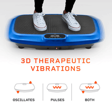 Load image into Gallery viewer, LifePro Turbo 3D Vibration Plate Exercise Machine vibrations
