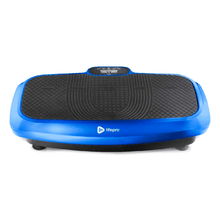Load image into Gallery viewer, blue LifePro Turbo 3D Vibration Plate Exercise Machine