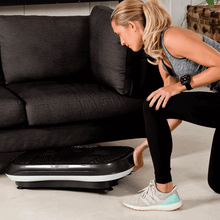 Load image into Gallery viewer, LifePro Waver Vibration Plate Exercise Machine with Loop Bands