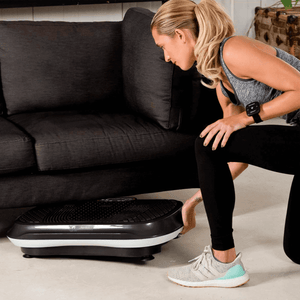 LifePro Waver Vibration Plate Exercise Machine with Loop Bands