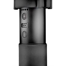 Load image into Gallery viewer, black Lifepro Sonic LX Professional Percussion Massage Gun buttons