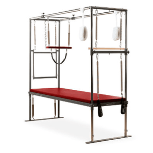 Merrithew Cadillac / Trapeze Table dark cherry