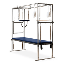 Load image into Gallery viewer, Merrithew Cadillac / Trapeze Table royal blue