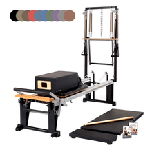 Load image into Gallery viewer, Merrithew Rehab V2 Max Plus™ Reformer Bundle